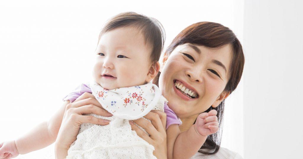 1歳半の子どもとは母親
